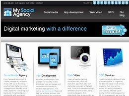 https://www.mysocialagency.com/ website