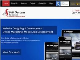 https://www.softsystemsolution.com/ website