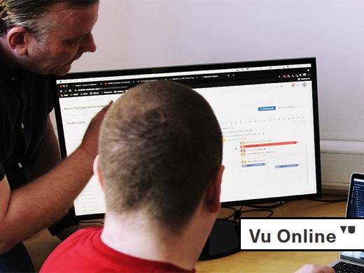 https://vuonline.co.uk/ website