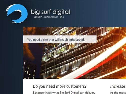 https://www.bigsurfdigital.co.uk/ website